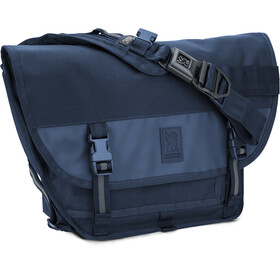 Chrome Mini Metro Messenger Bag navy blue tonal